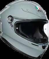 Helmets & Accessories - Helmets - AGV - AGV K-6 Helmet: Nardo Gray
