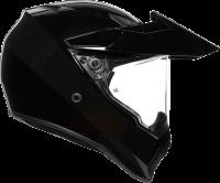 AGV - AGV AX-9 Helmet: Black - Image 2