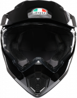 AGV - AGV AX-9 Helmet: Black - Image 4
