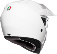Helmets & Accessories - Helmets - AGV - AGV AX-9 Helmet: White