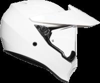 AGV - AGV AX-9 Helmet: White - Image 2
