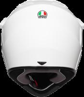 AGV - AGV AX-9 Helmet: White - Image 3