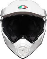 AGV - AGV AX-9 Helmet: White - Image 4