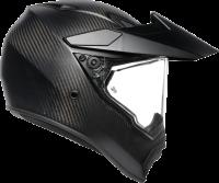 AGV - AGV AX-9 Helmet: Matte Carbon - Image 2