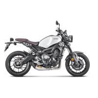 Akrapovic - Akrapovic Racing Exhaust Titanium/Carbon Fiber System: Yamaha FZ-09 / MT-09 / FJ-09 / XSR900 - Image 3