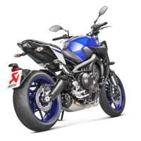 Akrapovic - Akrapovic Racing Exhaust Titanium/Carbon Fiber System: Yamaha FZ-09 / MT-09 / FJ-09 / XSR900 - Image 6