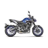 Akrapovic - Akrapovic Racing Exhaust Titanium/Carbon Fiber System: Yamaha FZ-09 / MT-09 / FJ-09 / XSR900 - Image 7