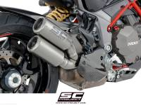 SC Project - SC Project CR-T Slip-On: Ducati Multistrada 1200/1260 '15-'19