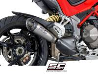 Exhaust - Full Systems - SC Project - SC Project S1 Slip-On Exhaust: Ducati Multistrada 1200-1260