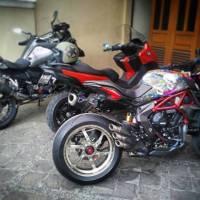 OZ Motorbike - OZ Motorbike GASS RS-A Forged Aluminum Wheel Set: MV Agusta F3/Brutale 675-800/ Stradale, Rivale - Image 9