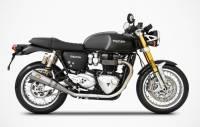 Exhaust - Full Systems - Zard - Zard Triumph Thruxton 1200R