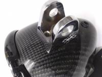 Corse Dynamics - Genuine Carbon Fiber Headlight Bucket with 5 3/4 inch Headlight and mounting Kit: Monsters & Sport Classics [Rare] - Image 2