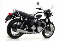 Arrow - Arrow Pro Racing Slip-on Exhaust: Triumph Bonneville T120 '16-'19 - Image 2