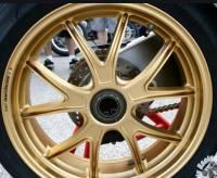 Marchesini - MARCHESINI M10 Forged Aluminum Wheelset: Ducati 1098-1198, M1200, MTS 1200-1260 - Image 8