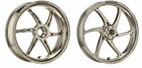 Wheels & Tires - OZ Wheels - OZ Motorbike - OZ Motorbike GASS RS-A Forged Aluminum Wheel Set: Ducati Panigale 1199-1299-V4-V2, SF V4
