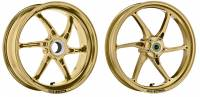 OZ Wheels - OZ Cattiva Wheels - OZ Motorbike - OZ Motorbike Cattiva Forged Magnesium Wheel Set: Ducati 748-998, Monster S2/4R, MH900