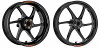 OZ Motorbike - OZ Motorbike Cattiva Forged Magnesium Wheel  Set: Ducati Sport Classic, Monster, ST