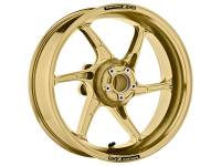 OZ Wheels - OZ Cattiva Wheels - OZ Motorbike - OZ Motorbike Cattiva Forged Magnesium Rear Wheel: Kawasaki ZX-10 '04-'10