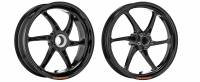 OZ Wheels - OZ Cattiva Wheels - OZ Motorbike - OZ Motorbike Cattiva Forged Magnesium Wheel Set: Ducati 848, S4RS, Hypermotard, SF848