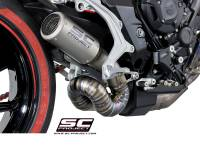 SC Project - SC Project CR-T Exhaust: MV Agusta Brutale 675-800 / Dragster-RC-RR - Image 5