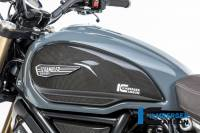 ILMBERGER CARBON - Ilmberger Carbon Fiber Side Panels: Ducati Scrambler 1100, Sport, Special