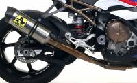 Exhaust - Full Systems - Arrow - Arrow Competition Full Exhaust System: BMW S1000RR 2020