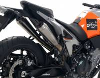 Exhaust - Mid Pipes - Arrow - Arrow Pro Race Exhaust: KTM Duke 790