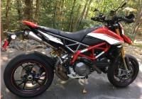 Shift-Tech - Shift-Tech Dual Stainless Exhaust: Ducati Hypermotard 950/SP - Image 3