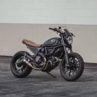 AEM Factory - AEM Factory Linear Belt Covers: Ducati Scrambler 800, Monster 696-796-797, HM 796 - Image 5