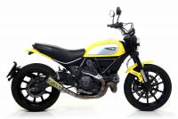 Exhaust - Mid Pipes - Arrow - Arrow Pro Race Exhaust: Ducati Scrambler