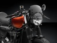 RIZOMA - RIZOMA Low Headlight Fairing: Ducati Scrambler, BMW R NineT, Triumph Street Twin/Thruxton - Image 5