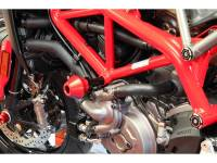 Ducabike - Ducabike Billet Frame Sliders: Ducati Scrambler 800, Monster 797 - Image 7