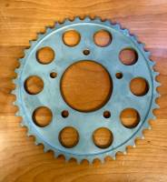 SUPERLITE - AFAM Hard Anodized Aluminum Rear Race Sprocket: Ducati 749/999 [37T/525 Only]