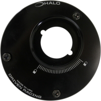 Driven - Driven Racing Halo Fuel Cap: Ducati Superbike 1098-1198, Yamaha R1-R6-R3