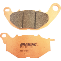 Brake - Pads - Braking - Braking Sintered Brake Pads: Yamaha R3 '15-'19