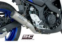SC Project - SC Project CR-T Exhaust: Yamaha R3