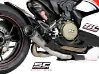 SC Project - SC Project S1 Exhaust: Ducati Panigale 1199/S/R
