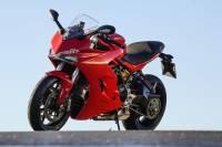 COX Racing - COX Upper and Lower Radiator Guard Set: Ducati Supersport 939