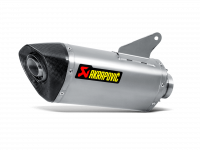 Exhaust - Slip-Ons - Akrapovic - Akrapovic Titanium Slip-On: Ducati Hypermotard 939/SP