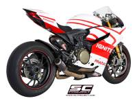 SC Project - SC Project CR-T Exhaust: Ducati Panigale 1199/S/R