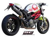 SC Project - SC Project Oval Exhaust: Ducati Monster 796
