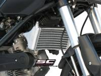 Parts - Engine & Performance - SC Project - SC Project Oversized Oil Cooler: Ducati Hypermotard 796