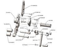 Woodcraft - Woodcraft Adjustable Rearsets: Ducati Hypermotard 1100/SP/EVO - Image 2