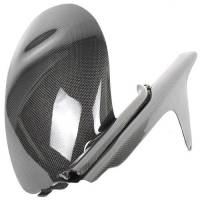 Motowheels - Carbon Fiber Rear Hugger And Chain Guard:748/916/996/998