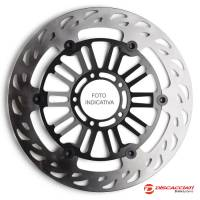 Parts - Brake - Discacciati - Discacciati 320MM Front Rotor Kit: Ducati Monster 796-1100 EVO-1200, Hypermotard, XDiavel, MTS1200, Hyperstrada