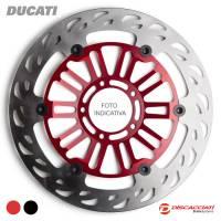 Discacciati - Discacciati 330MM Brake Rotor Kit: Panigale 899-959-1199-1299-V4, 848-1198, 749-999, SF1098 - Image 3