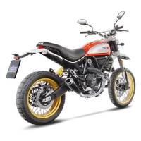 LeoVince - LeoVince GP One Slip-On Exhaust: Ducati Desert Sled - Image 3