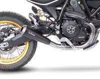LeoVince - LeoVince GP One Slip-On Exhaust: Ducati Desert Sled - Image 5