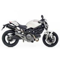 LeoVince - LeoVince LV One EVO Carbon Exhaust: Ducati Monster 696-796-1100/S - Image 3