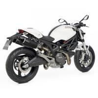 Leo Vince - LeoVince LV One EVO Carbon Exhaust: Ducati Monster 696-796-1100/S - Image 4
